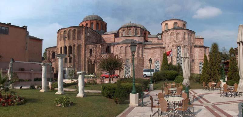 مسجد زیرک (Zeyrek Mosque)