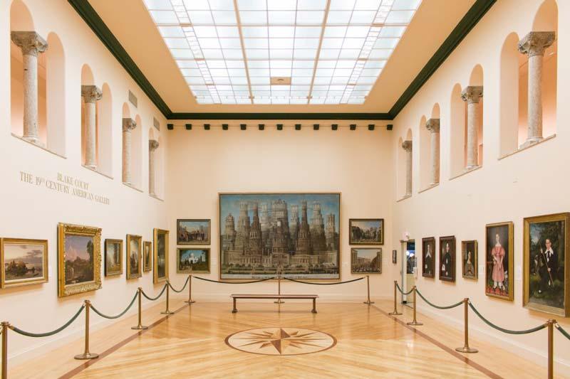 موزه نقاشی و مجسمه سازی