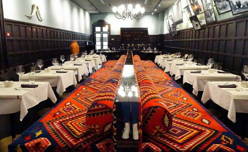 رستوران خارچو Kharcho
