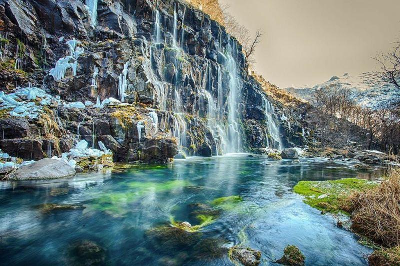طبیعت زیبای گرجستان برای طبیعتگردی ایدهآل است