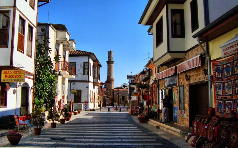 محله کالایچی (Kaleici)2