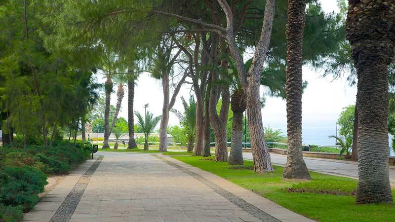 پارک کارا علی اوغلو (Karaalioglu Park)