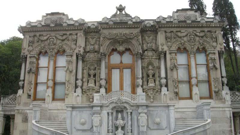 کاخ ایهلامو (Ihlamur Palace)