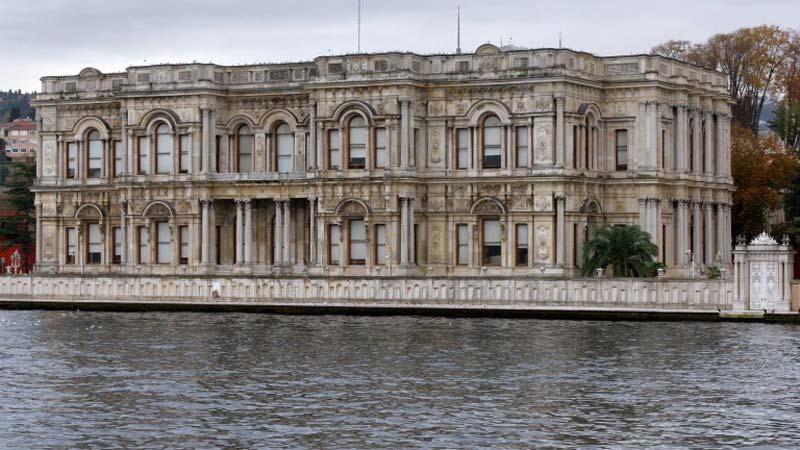 کاخ بیلربیی (Beylerbeyi Palace)