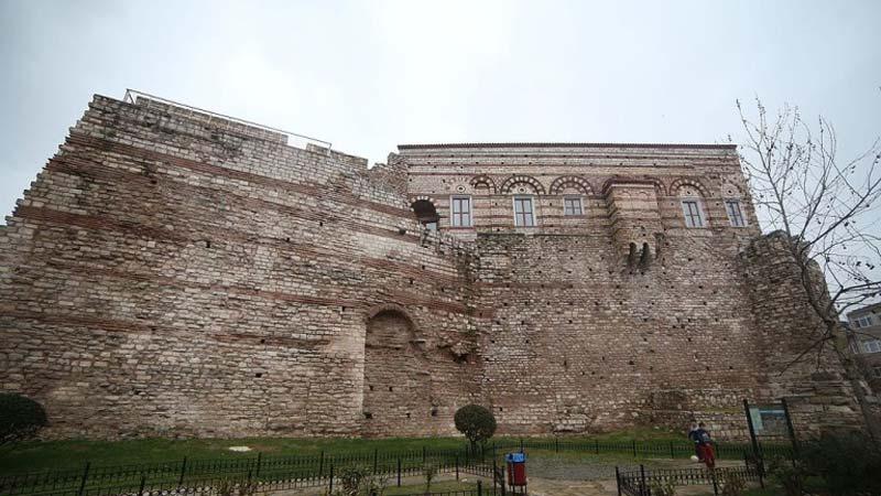 کاخ تکفور (Tekfur Palace)