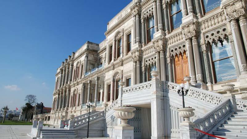 کاخ چراغان کمپینسکی (Ciragan Palace Kempinski)