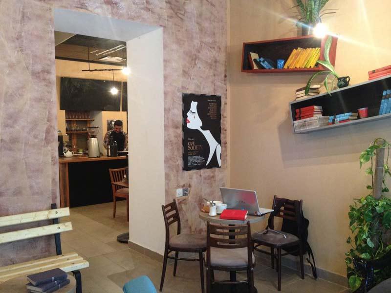 -موفی-Coffee-Moffie بهترین کافی شاپ های باکو