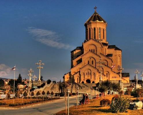 کلیسای جامع ترینیتی تفلیس